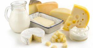 کلسیم در شیر چقدر است؟