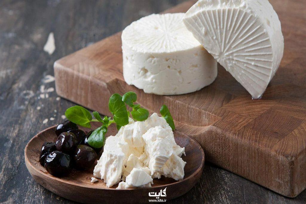 طرز تهیه پنیر تبریزی
